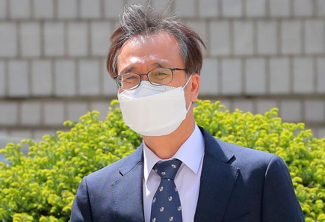 [포토] 공판 출석하는 정진웅 차장검사