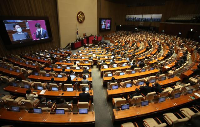 [포토] 국회 대정부질문 오늘부터 시작