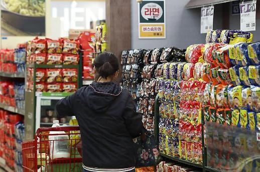 韩流带动K-FOOD热销全球 食品企业纷纷借势出海