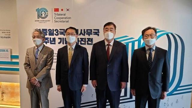 """아이보시 일본대사 """"IAEA 조사단 한국 전문가 참여 가능하다고 생각"""""""