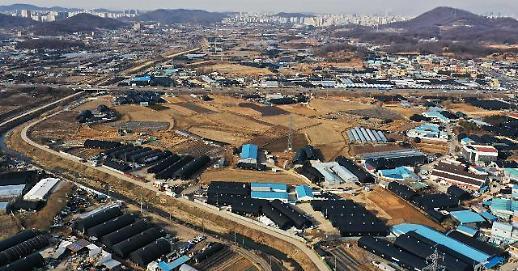 统计:非韩裔外国人在韩所持土地面积4年间增长70%