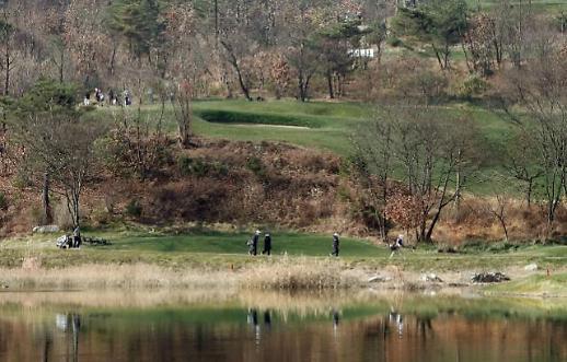 疫情推动韩高尔夫球场盈利规模创史上最高