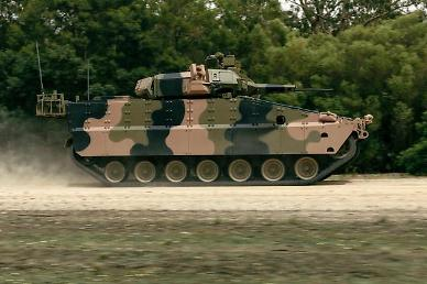 Hanwha Defense partners with Oshkosh for digital design phase of U.S. next-generation combat vehicle program