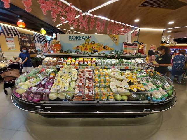 韩产草莓今年一季度对香港出口额同比大增54%
