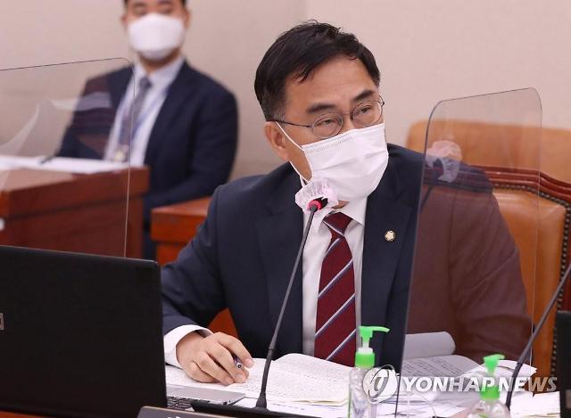 """野최형두 """"한미일 의원 회의에서 백신협력·백신스왑 제안"""""""