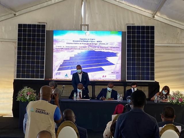 한화큐셀, 앙골라에 태양광 모듈 공급...남아프리카 최대 발전 사업