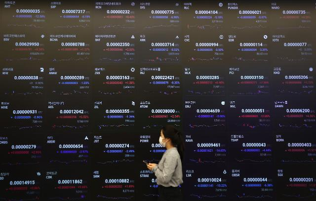 投资热潮下加密货币交易所成最大赢家 单日销售额近百亿韩元
