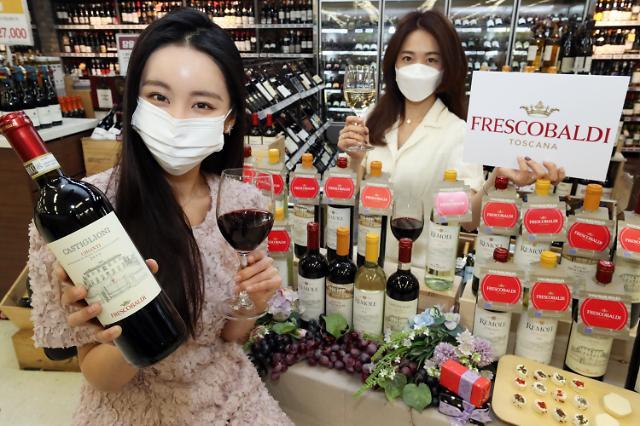 借酒消愁? 韩一季度葡萄酒进口规模创历史最高