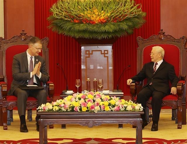 베트남·미국 관계 순항 시작하나...美, 베트남 환율조작국 제외