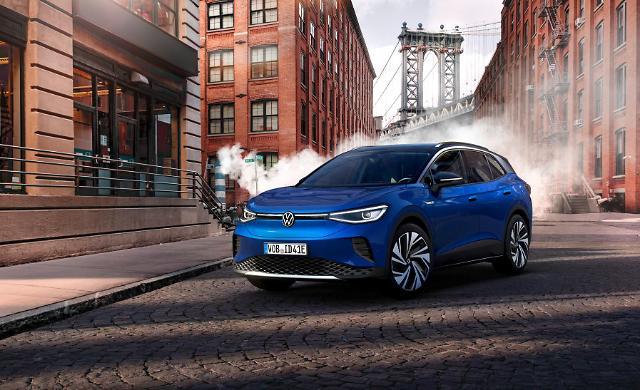 폭스바겐 첫 전기 SUV ID.4, 월드 카 오브 더 이어 2021 수상