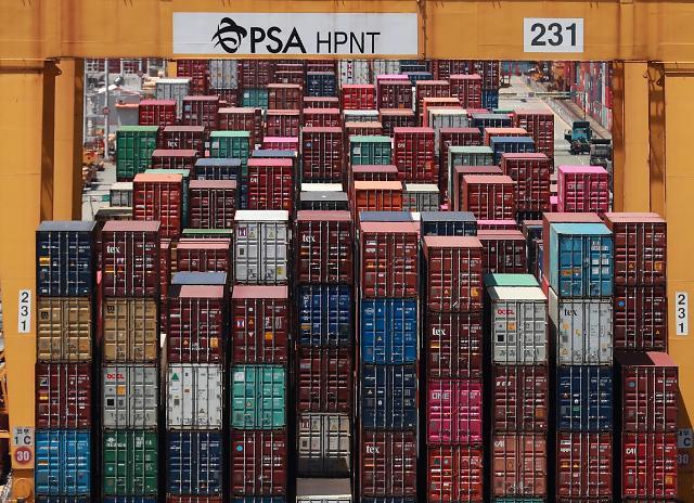 韩中小企业一季度出口额创历史同期最高