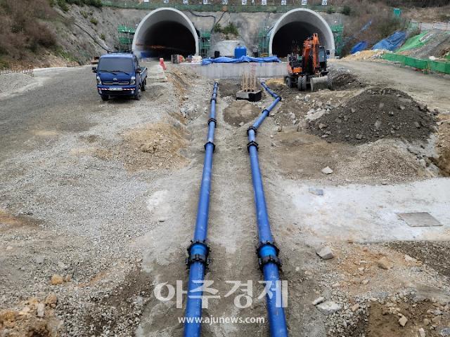 보령시, 상수도 기반시설 확충으로 깨끗하고 안정적인 수돗물 공급