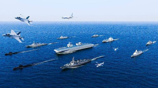 [김정래의 소원수리] 흐려진 海경계...해군 경항모는 시대요구