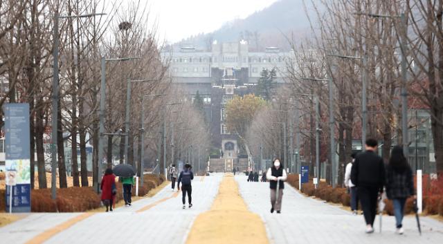 연세대, 조국 아들 대학원 입학취소 위원회 구성 검토