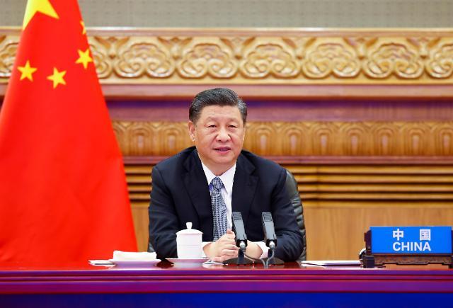 [포토] 기후정상회의 참석한 시진핑 주석