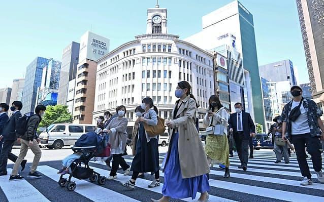 코로나 늪 빠진 일본, 3차 긴급사태 선언…내일(25일)부터 도쿄 등 4개 사실상 봉쇄