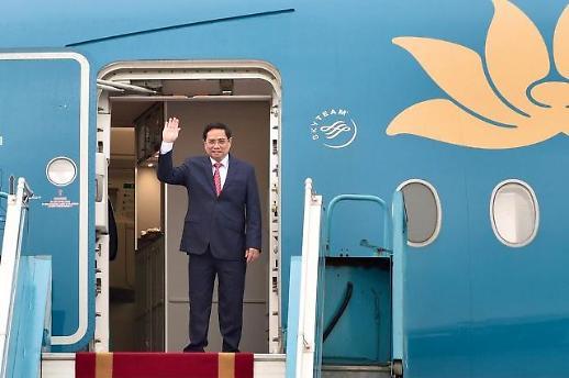 Chuyến công tác nước ngoài đầu tiên của thủ tướng Phạm Minh Chính…Dự hội nghị các nhà lãnh đạo ASEAN ở Indonesia