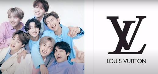 BTS bất ngờ trở thành đại sứ thương hiệu của Louis Vuitton