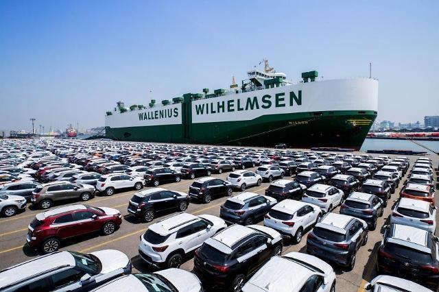 一季度美国小型SUV销量 三分之一来自韩国通用汽车