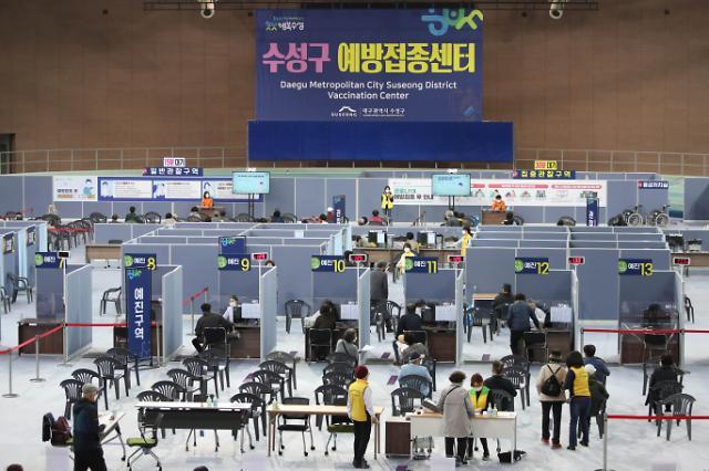 韩国增购2000万人份辉瑞疫苗 提前实现集体免疫可能性增大