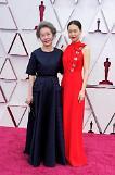 アカデミー賞レッドカーペットを踏んだ女優ユン・ヨジョン&ハン・イェリ