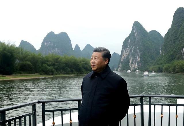 中시진핑 주석, 광시 구이린 시찰