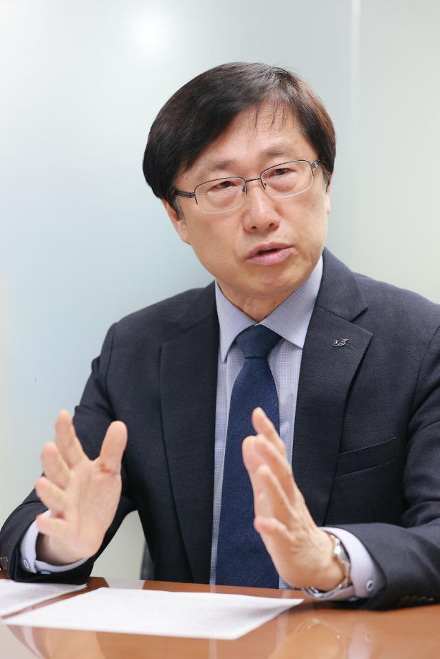 """[아주초대석] 백인재 LS전선아시아 대표 """"2023년 매출 10억달러·아세안 1위 목표"""""""