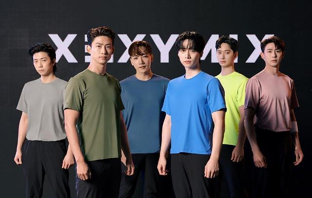 젝시믹스 새 얼굴에 남성그룹 2PM