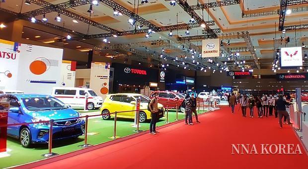[NNA] 印尼 국제모터쇼 폐막, 1조루피아 계약