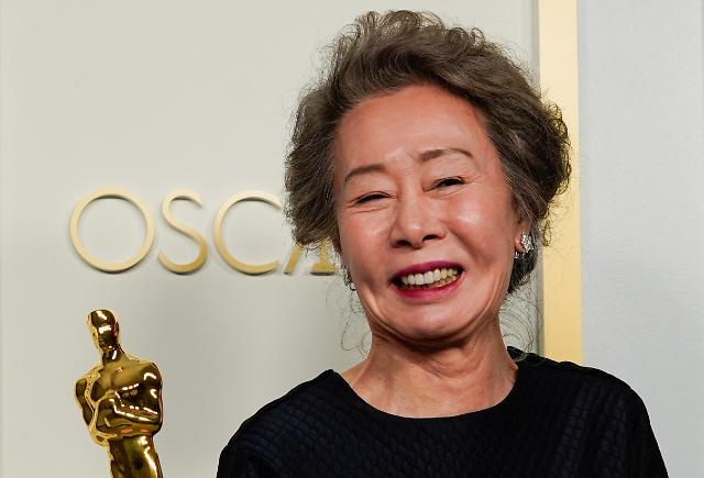 Academy isnt everything: Actress Youn Yuh-jung reveals feelings about Oscar trophy