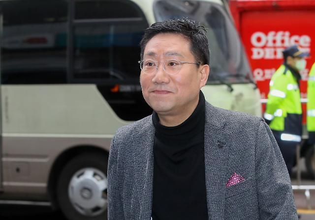 양정철, 3개월 만의 귀국…대선 역할에 '주목'