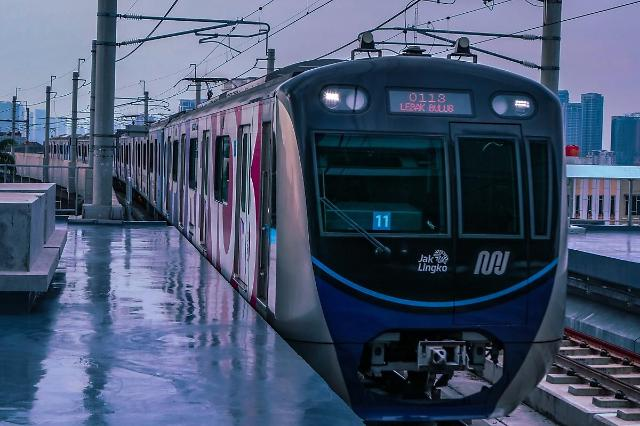 [NNA] 印尼 자카르타 MRT, CP201구간 진척률 15%