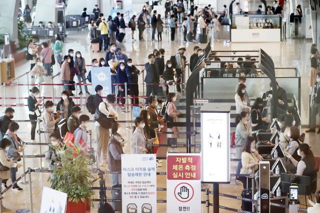 """""""非落地航线""""增加 5月起金浦机场免税店将重启营业"""