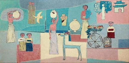 Các tác phẩm nghệ thuật trong Lee Kun-hees Collection