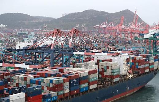 韩大企业去年海外销售规模同比减近2000亿元