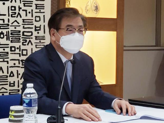 """청와대 NSC """"한·미 정상회담 계기로 북미·남북 대화 조속 재개"""""""