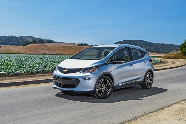 GM, 북미서 볼트EV 리콜 추가 조치…배터리 충전제한 원복