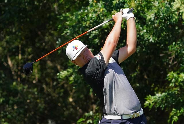 PGA 발스파 챔피언십 첫날 14위 오른 임성재