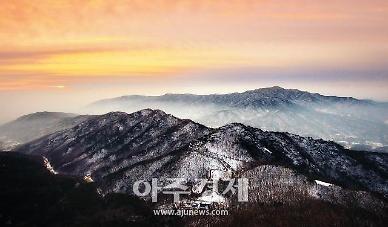 대구‧경북, 팔공산자연공원···국립공원 승격에 맞손