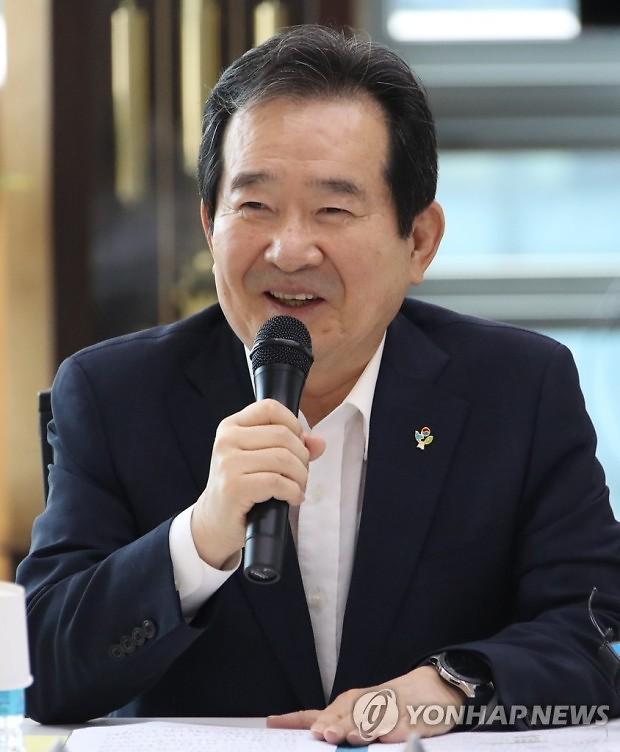 """정세균, 대전 스타트업타운 방문해 """"창업 친화적인 환경 만들겠다"""""""