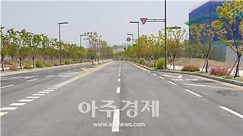 충남도, 내포신도시 도시첨단산업단지 통과도로 개통