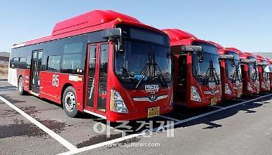 세종시 내부순환 BRT 보조노선 B5 이달 21일부터 확대 운행