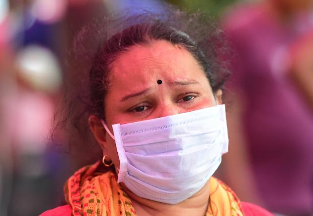 하루 40만명 확진...모디 인도 정부, 코로나 생지옥 경고 무시했다