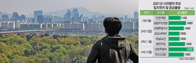 [사전청약 톺아보기] 3기 신도시 사전청약에 또 갈라진 2030 vs 4050
