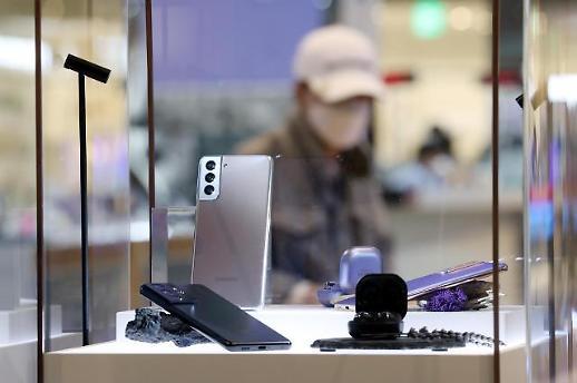 苹果OPPO等强势反超 三星5G智能机全球份额跌至第四