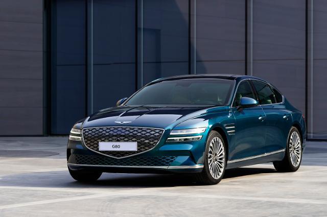 捷尼赛思出口量激增 现代汽车出口单价连续两季度超2万美元
