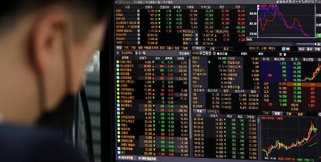 韩国大型股卖空重启首日 KOSPI指数再收跌