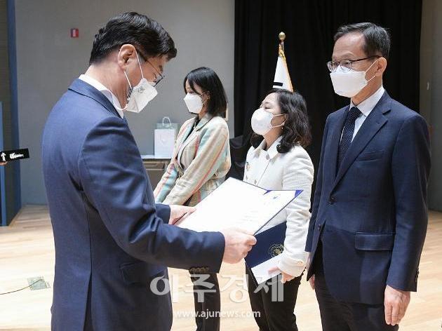 [코로나19] 행정안전부, 코로나19 대응 유공기관에 세종시설관리공단 선정