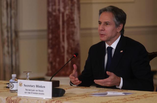 美国务卿喊话朝鲜:勿错过外交对话机会