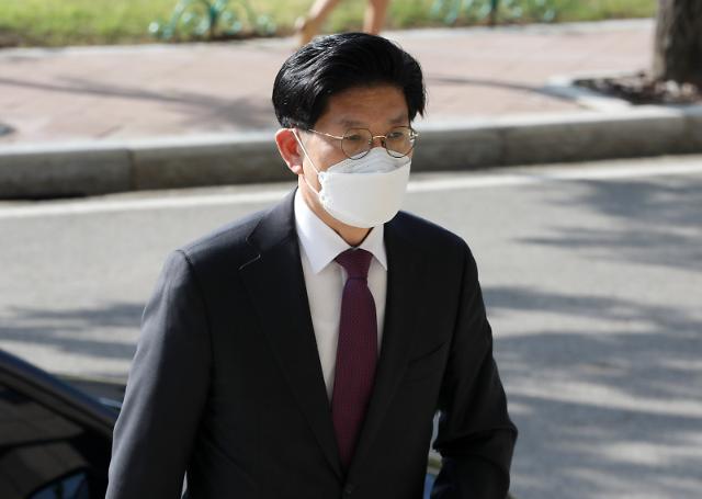 """노형욱 """"서민 주거안정에 전력""""…가족 논란에 대해선 침묵"""